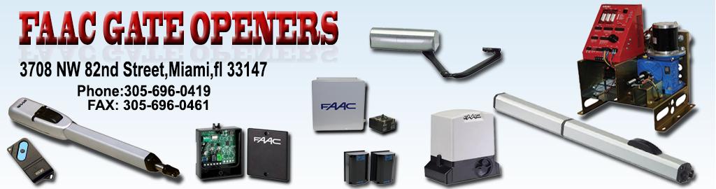 Faac 415 Basic Operator Kit E024u Control Panel Single