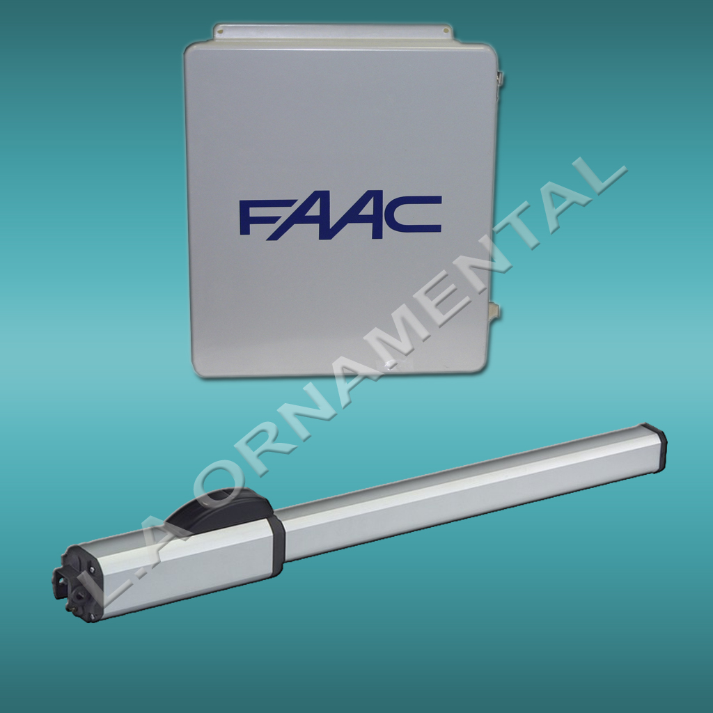 FAAC USA Gate Operators- FAAC Gate Openers- Automatic