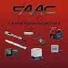 FAAC Support Box (Needed for operator for bi-parting system)