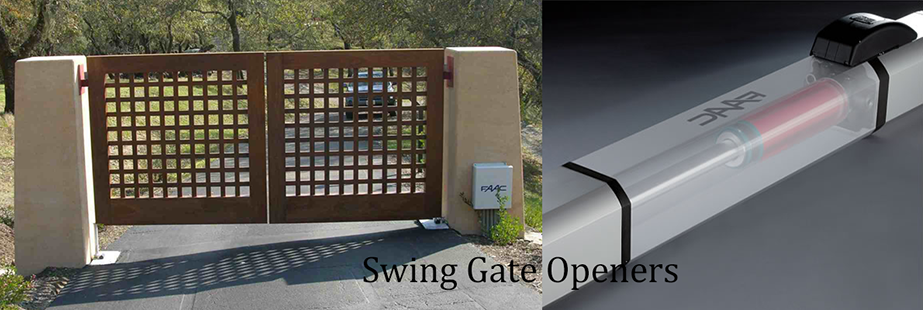 Faac Gate Openers Gate Openers Gate Operators Electric Gate Opener