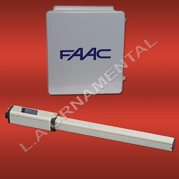 FAAC 422  CBAC- 104200125 Standard Basic Single Operator Kit -  FAAC