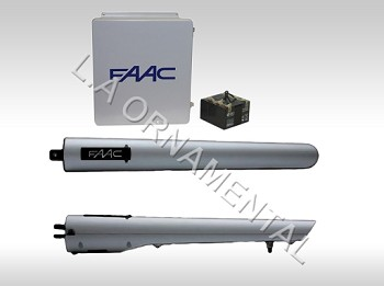 FAAC S418 Electromechanical Swing Gate Operator,FAAC Swing gate Operator