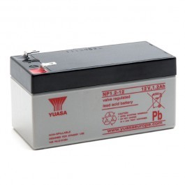 FAAC Battery 1.2 AMP Hour