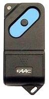 FAAC One Button Remote Control Transmitter